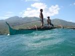 Bajau Laut Fishermen, St. Cruz, Mindanao, Philippines
