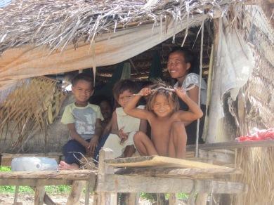 Bajau Laut Stilt House, Maiga Island, Semporna