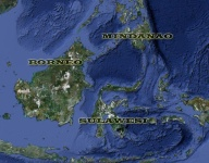 Borneo, Mindanao, Sulawesi - Islands of the Coral Triangle