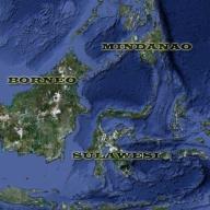 Borneo, Mindanao, Sulawesi - Islands of the Coral Triangle