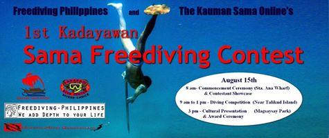 Sama Frediving Contest