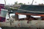 Sama Dilaut Houseboat, Omothel,Malaysia