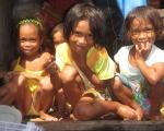 Sama Dilaut Children, Davao,Philippines