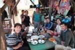 Sama DilautF gen- erally bay perjalanan mereka dari Davao, Mindanao, Filipina