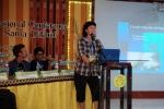 Kapal kayu, internasional 1 Conference Sama dilaut, Tawi-Tawi 2015