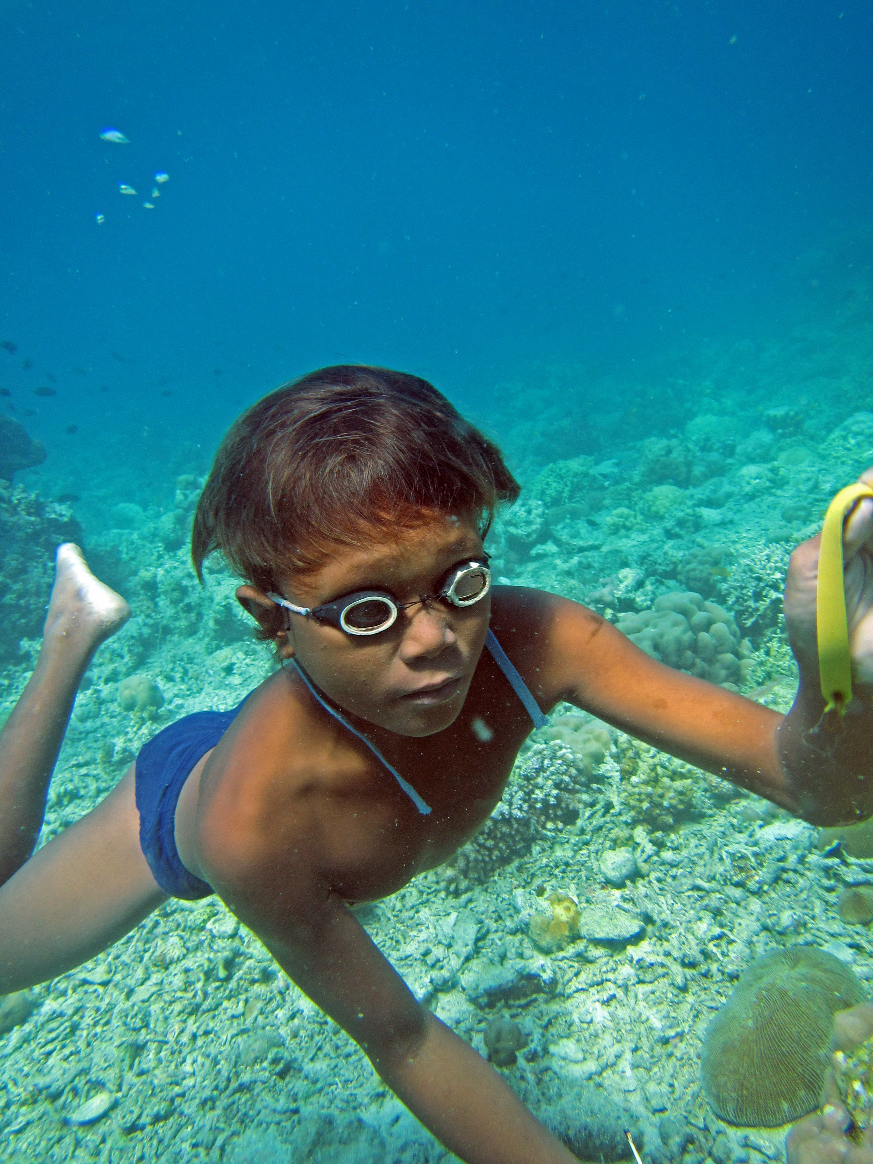 Study On Sama Dilaut Divers In Philippines, Indonesia And