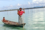 Nelayan Kabei, Sampel, Wakatobi , Sulawesi, Indonesia