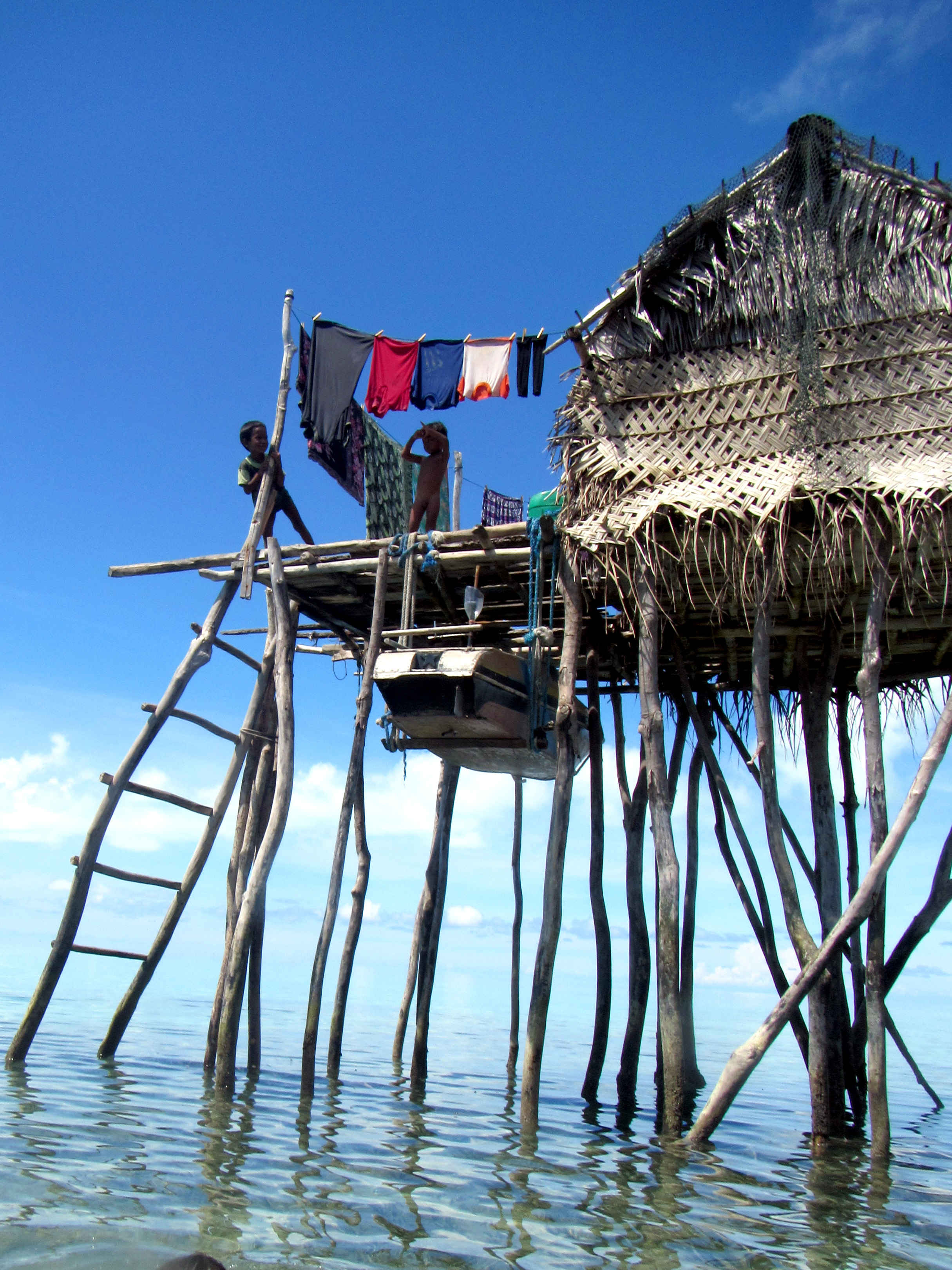 Bajau Laut Architecture As Inspiration For Green Movement