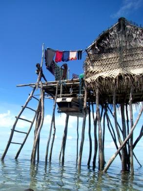 Bajau Laut Architecture