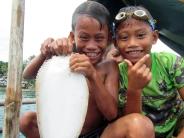 Sama Dilaut Boys, Davao, Philippines