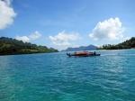 On the Way Home – Bajau Laut Houseboat near Bodgaya, Semporna,Malaysia