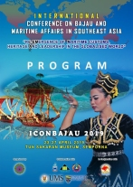 ICONBAJAU 2019, PROGRAM BOOK